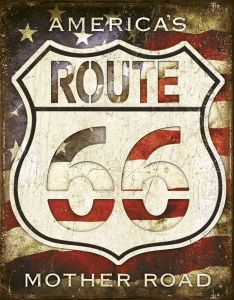 America's Mother Road - R66