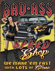 Bad Ass Speed Shop