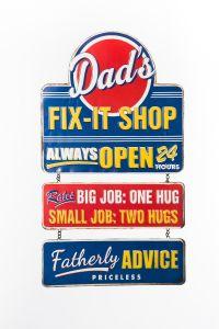 Dad's Fix-it Shop