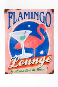 Cocktail Flamingo