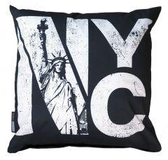 Kussen - New York Statue of Liberty