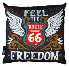 Kussen - Route 66 - Feel the Freedom