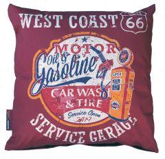 Kussen - West Coast Gasoline
