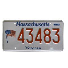 Massachusetts - Veteran