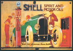 Shell - Car Gasstation