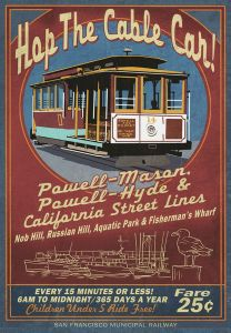 Hop The Cable Car