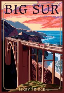 Big Sur - Bixby Bridge