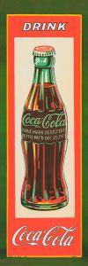 Coca Cola Bottle - Long