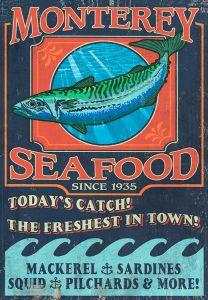 Monterey Seafood