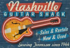 Nashville Guitar Shack