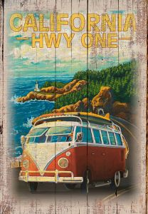 Highway One - California Bus