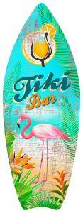 Surfboard - Flamingo Tiki Bar