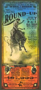 Rodeo promotie - Black Hills - WOOD