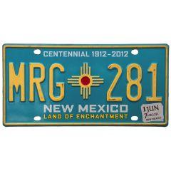 New Mexico - Centennial