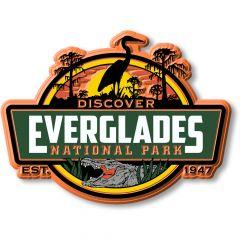 Everglades National Park - Magneet