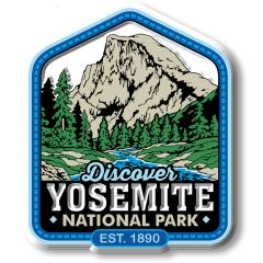 Yosemite National Park - Magneet