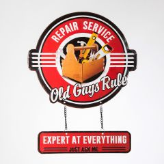 Old Guys Rule - Repair Service
