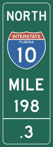 Mile-Marker - Florida
