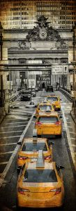 New York City - Yellow Cabs - Taxi