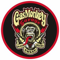 Gas Monkey Garage - round