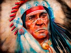 Indian - Man