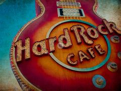 Hard Rock Cafe - Guitar