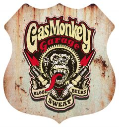 Shield - Gas Monkey