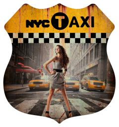 Shield - New York Taxi