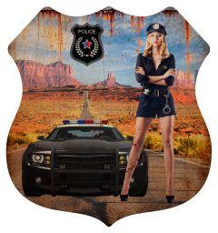 Shield - Police