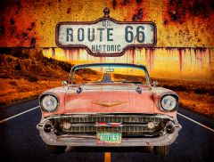 Cadillac - Route 66