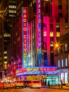 New York Radio City XL
