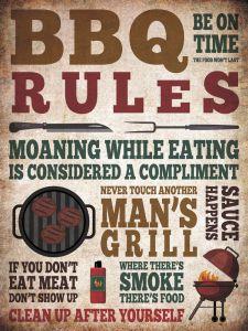 BBQ Rules XL