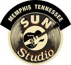 Sun Studio - round & banner