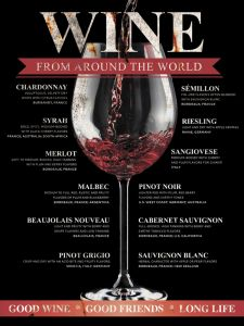 Wine - from around the world