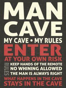 Man Cave Enter