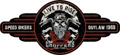 Shield Long - Live to Ride