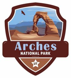 Landmark ARCHES National Park