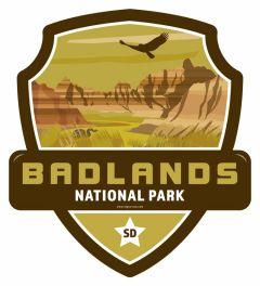 Landmark BADLANDS National Park