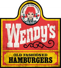 Wendy's - Old Fashioned Hamburgers