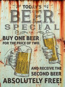 Todays Beer Special - Rust