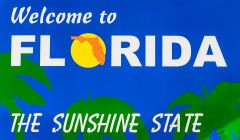 Welcome in Florida