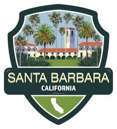 Landmarks city SANTA BARBARA