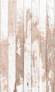 Magneetbord Houtlook - 60 x 100 cm - met blind ophangsysteem