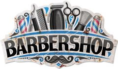 Barbershop Tools shield
