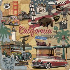 Collage-California