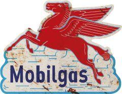 Mobilgas Pegasus Cloud - grunge