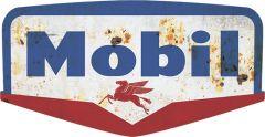 Mobiloil logo XL