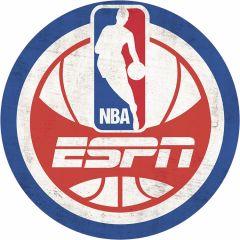 NBA ESPN - 35 cm rond