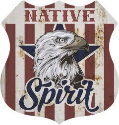 Shield - Native Spirit