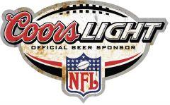 Coors Football NFL